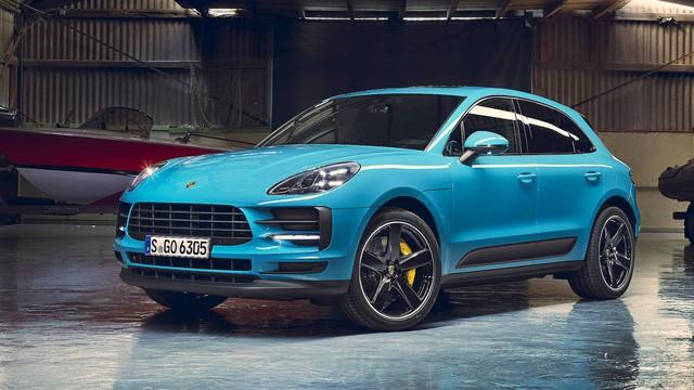 Porsche chính thức trình làng Macan 2019 - Ảnh 4.