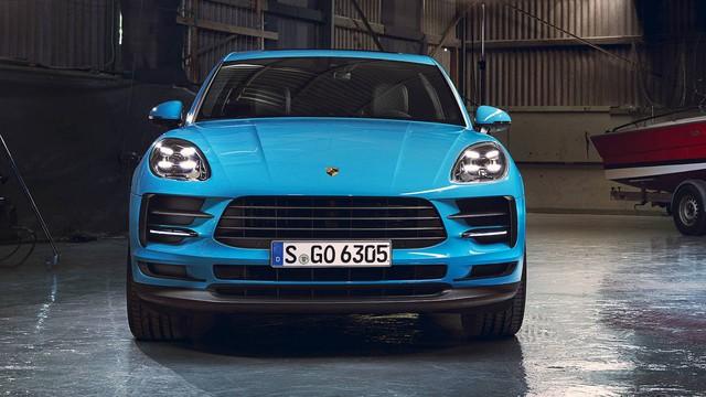 Porsche chính thức trình làng Macan 2019 - Ảnh 1.