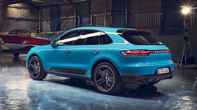 Porsche chính thức trình làng Macan 2019 - Ảnh 2.