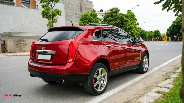 Cadillac SRX 2010 - Món ngon nhưng ít đại gia Việt thưởng thức - Ảnh 5.