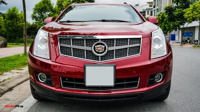 Cadillac SRX 2010 - Món ngon nhưng ít đại gia Việt thưởng thức - Ảnh 1.