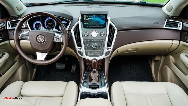 Cadillac SRX 2010 - Món ngon nhưng ít đại gia Việt thưởng thức - Ảnh 8.