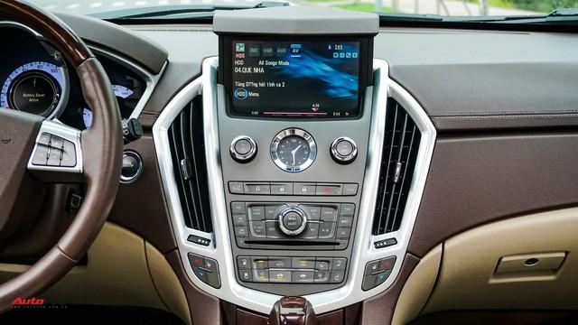 Cadillac SRX 2010 - Món ngon nhưng ít đại gia Việt thưởng thức - Ảnh 15.