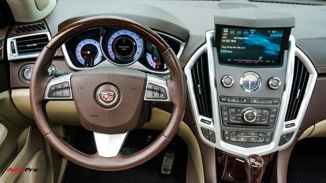 Cadillac SRX 2010 - Món ngon nhưng ít đại gia Việt thưởng thức - Ảnh 10.