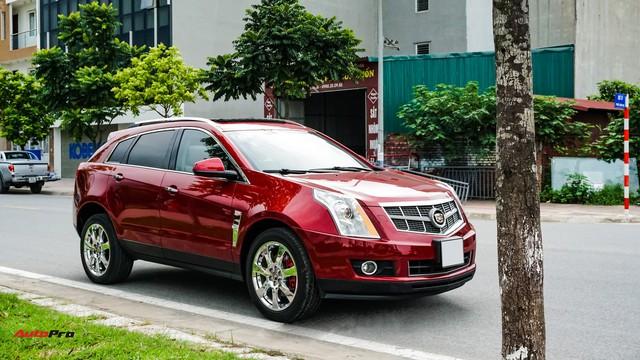 Cadillac SRX 2010 - Món ngon nhưng ít đại gia Việt thưởng thức - Ảnh 21.