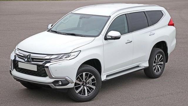 """Cạnh tranh Toyota Fortuner 2018, Mitsubishi Pajero Sport """"miễn thuế"""" sắp thêm phiên bản mới tại Việt Nam"""
