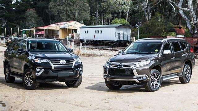"""Cạnh tranh Toyota Fortuner 2018, Mitsubishi Pajero Sport """"miễn thuế"""" sắp thêm phiên bản mới tại Việt Nam - Ảnh 1."""
