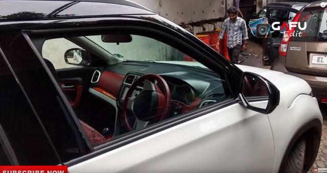 Fan cuồng biến Suzuki Vitara thành Range Rover Evoque - Ảnh 3.