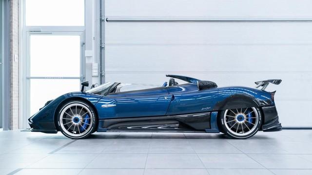 Pagani cướp ngôi xe đắt nhất thế giới từ tay Rolls-Royce - Ảnh 1.