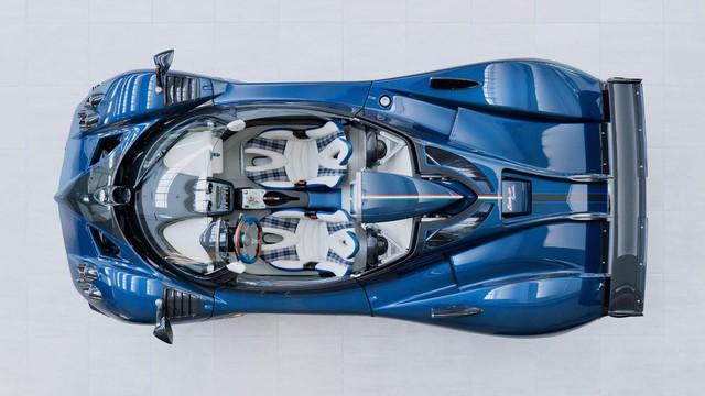 Pagani cướp ngôi xe đắt nhất thế giới từ tay Rolls-Royce - Ảnh 4.