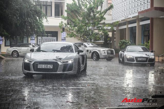 Khép lại Hành trình từ trái tim: Những con số kỷ lục của siêu xe tại Việt Nam - Ảnh 5.