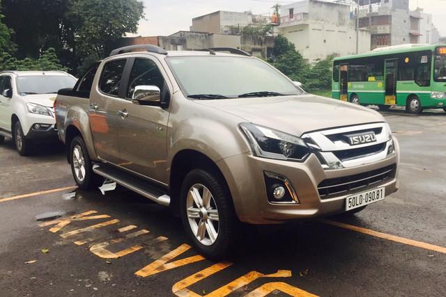 Loạt xe bán yếu nhất tại Việt Nam ở từng phân khúc đầu năm 2019: Xe Nhật áp đảo - Ảnh 9.