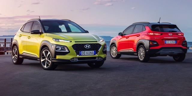 Ngoài động cơ tăng áp, Hyundai Kona còn có điểm gì để cạnh tranh Ford EcoSport tại Việt Nam? - Ảnh 2.