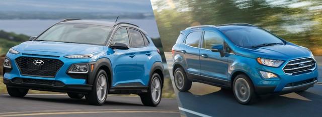 Ngoài động cơ tăng áp, Hyundai Kona còn có điểm gì để cạnh tranh Ford EcoSport tại Việt Nam? - Ảnh 1.