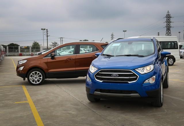 Đắt nhất, bị chê nhiều nhất, Honda HR-V vẫn bán vượt Hyundai Kona và Ford EcoSport - Ảnh 2.