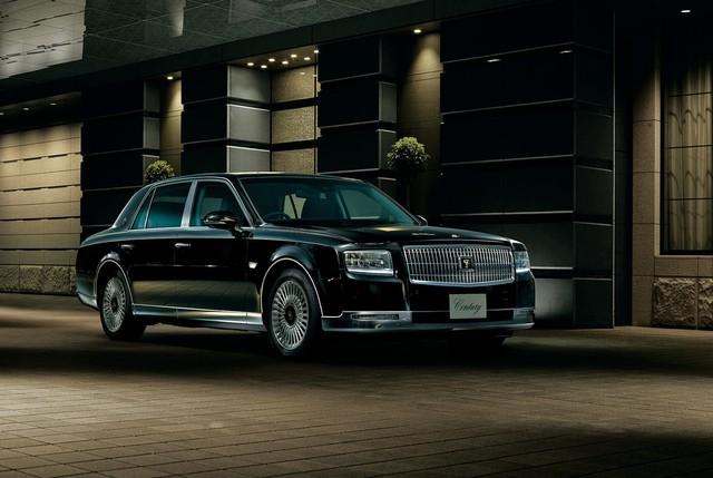Toyota Century có ghế tốt nhất ngành xe, thách thức Rolls-Royce và đây là minh chứng - Ảnh 1.