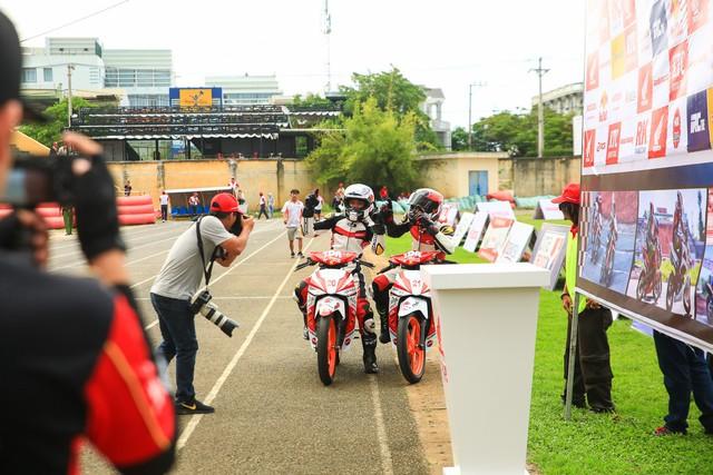 Đua xe phổ thông trong nước - Bước đệm của Honda Việt Nam ra biển lớn khu vực - Ảnh 4.