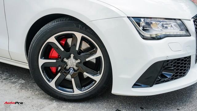 Audi A7 Sportback độ kiểu RS7 độc nhất Hà Nội rao bán dưới 1,8 tỷ đồng - Ảnh 3.