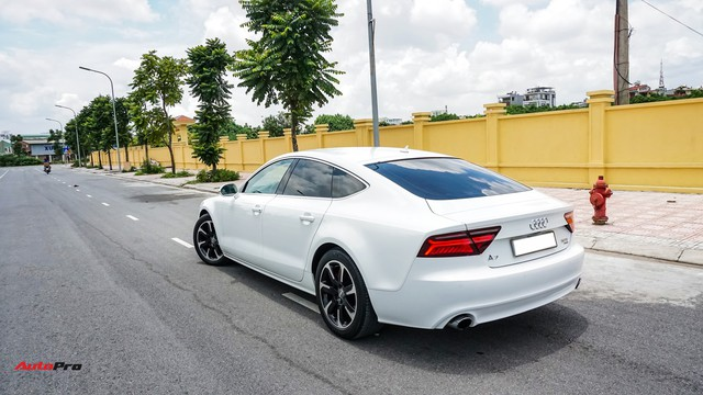 Audi A7 Sportback độ kiểu RS7 độc nhất Hà Nội rao bán dưới 1,8 tỷ đồng - Ảnh 5.