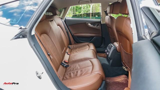 Audi A7 Sportback độ kiểu RS7 độc nhất Hà Nội rao bán dưới 1,8 tỷ đồng - Ảnh 17.