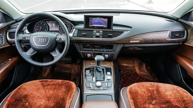 Audi A7 Sportback độ kiểu RS7 độc nhất Hà Nội rao bán dưới 1,8 tỷ đồng - Ảnh 9.