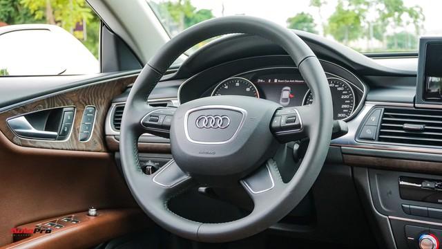 Audi A7 Sportback độ kiểu RS7 độc nhất Hà Nội rao bán dưới 1,8 tỷ đồng - Ảnh 11.