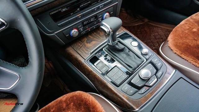 Audi A7 Sportback độ kiểu RS7 độc nhất Hà Nội rao bán dưới 1,8 tỷ đồng - Ảnh 15.