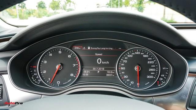 Audi A7 Sportback độ kiểu RS7 độc nhất Hà Nội rao bán dưới 1,8 tỷ đồng - Ảnh 13.