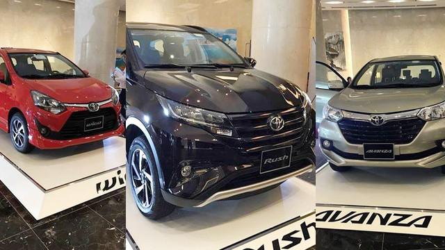 Sáng nay ra mắt bộ 3 xe Toyota nhập khẩu hoàn toàn mới - Ảnh 1.