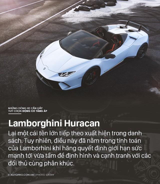 10 mẫu xe cần gấp tùy chọn động cơ tăng áp - Ảnh 7.
