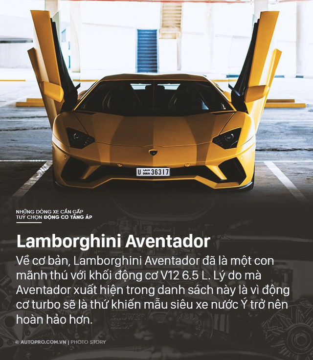 10 mẫu xe cần gấp tùy chọn động cơ tăng áp - Ảnh 8.