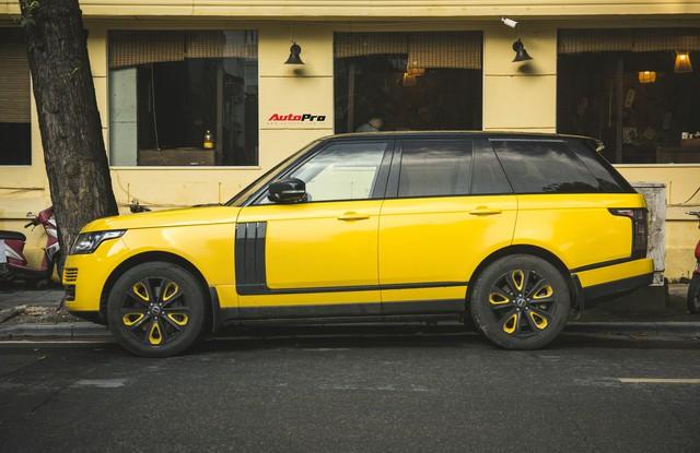 Range Rover phiên bản Ong nghệ độc đáo tại Hà Nội - Ảnh 2.