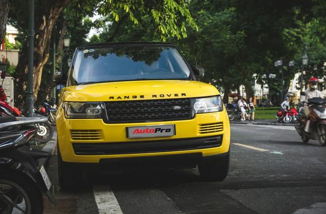 Range Rover phiên bản Ong nghệ độc đáo tại Hà Nội - Ảnh 10.