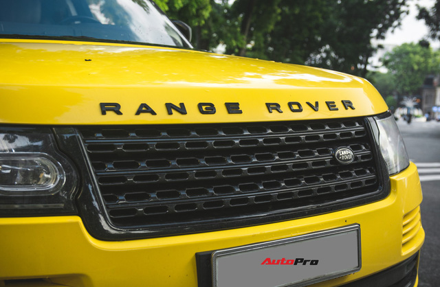 Range Rover phiên bản Ong nghệ độc đáo tại Hà Nội - Ảnh 5.