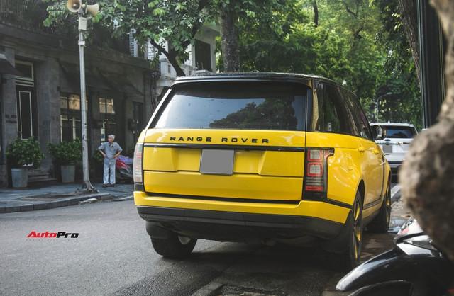 Range Rover phiên bản Ong nghệ độc đáo tại Hà Nội - Ảnh 4.