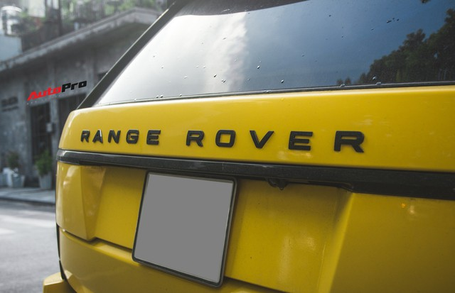 Range Rover phiên bản Ong nghệ độc đáo tại Hà Nội - Ảnh 6.