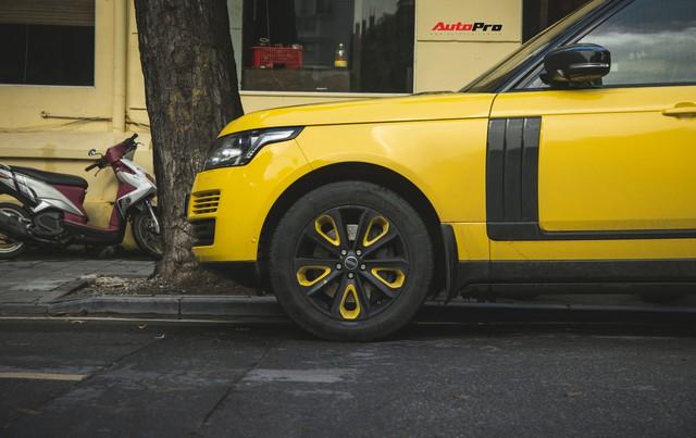Range Rover phiên bản Ong nghệ độc đáo tại Hà Nội - Ảnh 9.