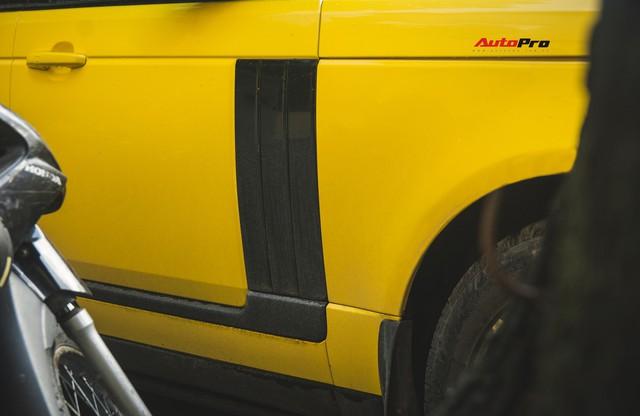 Range Rover phiên bản Ong nghệ độc đáo tại Hà Nội - Ảnh 7.
