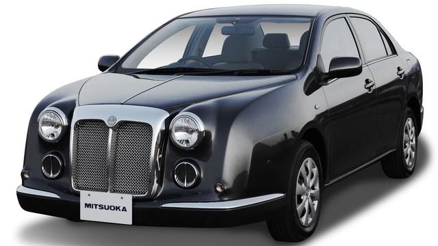 Mitsuoka - Hãng ô tô sản sinh những chiếc xe dị biệt nhất thế giới