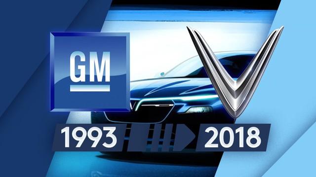 VINFAST mua lại Chevrolet và bài học tỷ đô từ người Nhật