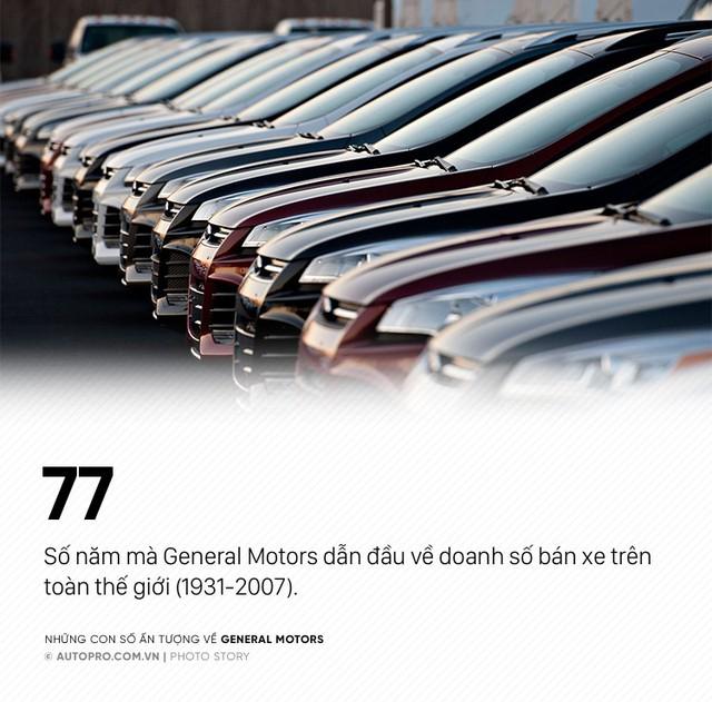 [Photo Story] Những con số ấn tượng về GM, thương hiệu toàn cầu vừa bị VINFAST thâu tóm mảng thị trường Việt Nam - Ảnh 4.