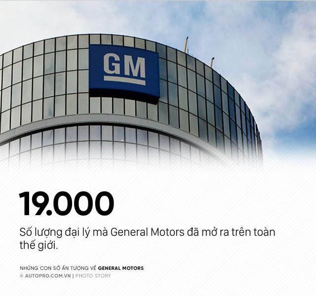 [Photo Story] Những con số ấn tượng về GM, thương hiệu toàn cầu vừa bị VINFAST thâu tóm mảng thị trường Việt Nam - Ảnh 6.