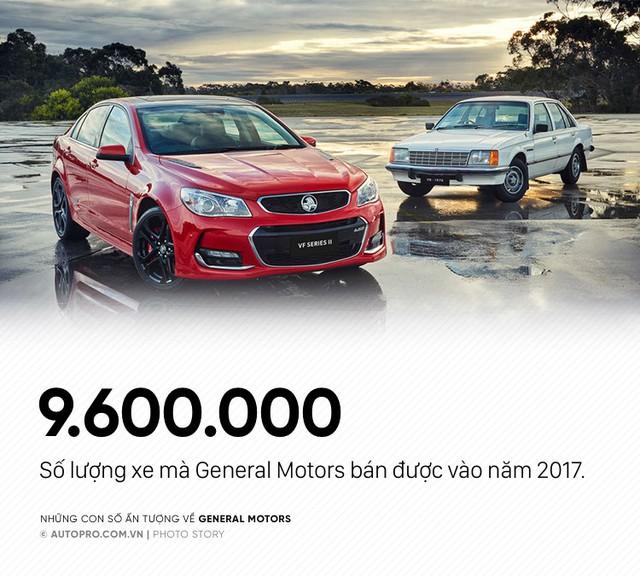 [Photo Story] Những con số ấn tượng về GM, thương hiệu toàn cầu vừa bị VINFAST thâu tóm mảng thị trường Việt Nam - Ảnh 8.