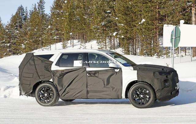 Những điều cần biết về Hyundai Palisade - Anh cả 3 hàng 8 chỗ hoàn toàn mới của Santa Fe - Ảnh 3.