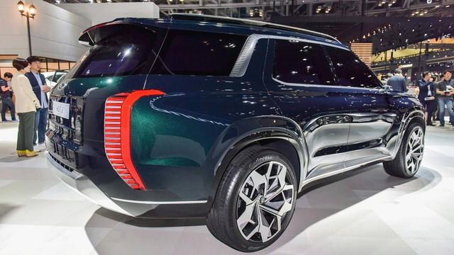 Những điều cần biết về Hyundai Palisade - Anh cả 3 hàng 8 chỗ hoàn toàn mới của Santa Fe - Ảnh 2.