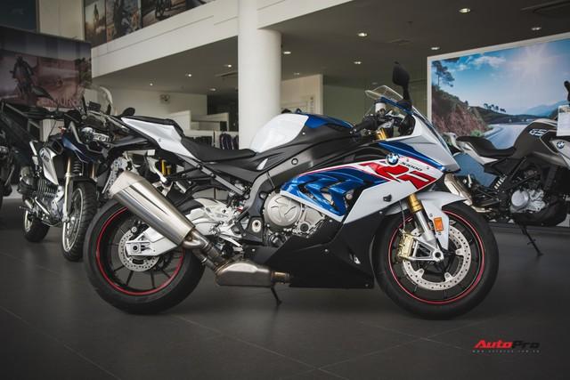 Rẻ hơn cả trăm triệu đồng, BMW S1000RR dưới thời THACO có gì khác biệt? - Ảnh 6.