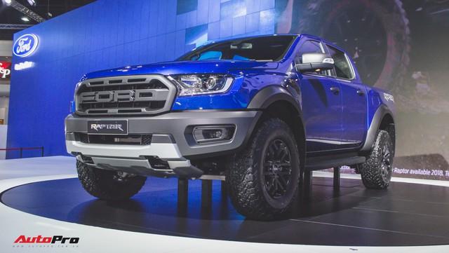 Đây mới chính là Ford Ranger 2018 tại Việt Nam: Phiên bản Wildtrak mạnh ngang ngửa Raptor và có nhiều công nghệ tự động - Ảnh 1.