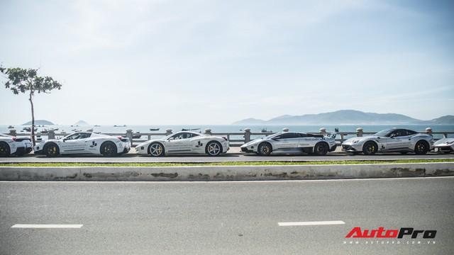 Hành trình từ trái tim ngày 5: Chùm ảnh đẹp siêu xe và dàn Range Rover tại Quy Nhơn - Ảnh 22.
