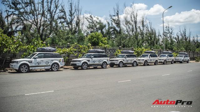 Hành trình từ trái tim ngày 5: Chùm ảnh đẹp siêu xe và dàn Range Rover tại Quy Nhơn - Ảnh 26.