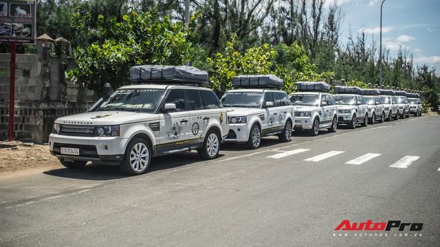 Hành trình từ trái tim ngày 5: Chùm ảnh đẹp siêu xe và dàn Range Rover tại Quy Nhơn - Ảnh 25.